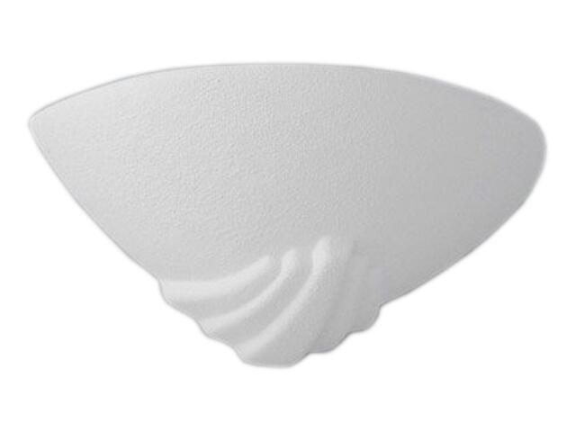 Kinkiet NINA Baranek biały 1011. Cleoni