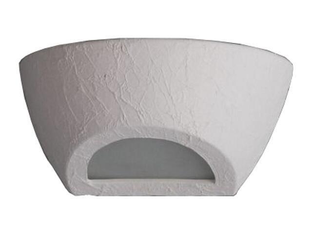 Kinkiet RIMI papier biały 1019. Cleoni