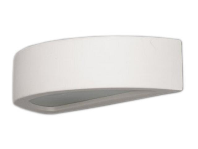 Kinkiet OMEGA K 30 biały 1025. Cleoni