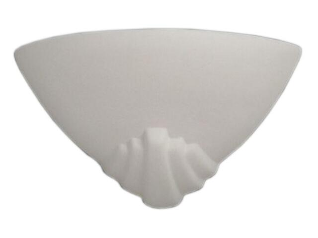 Kinkiet narożnikowy NINA biały 1110. Cleoni