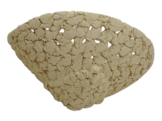 Kinkiet NINA narożnikowy szamot jasny ażurowy 1113. Cleoni