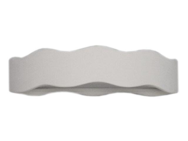 Kinkiet OMEGA F fala biały 1210. Cleoni