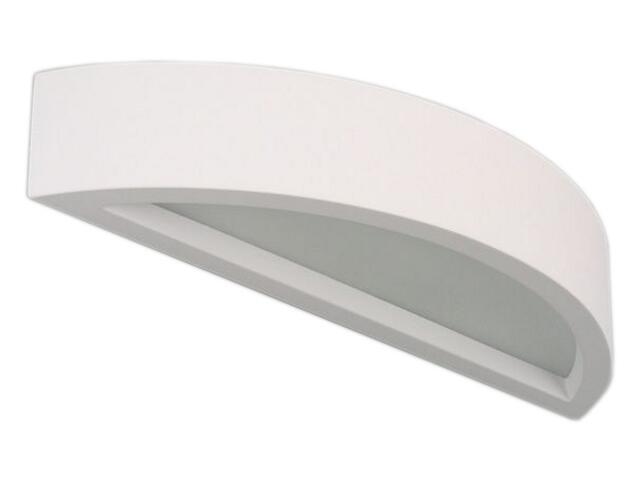 Kinkiet OMEGA 60 biały 1330. Cleoni