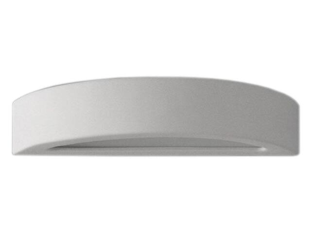 Kinkiet OMEGA C wąska biały 1340. Cleoni