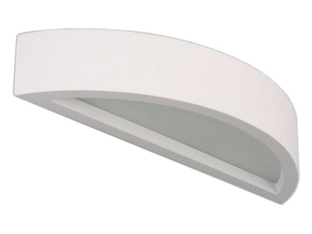 Kinkiet OMEGA 50 biały 1440. Cleoni