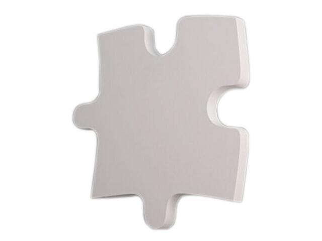 Kinkiet OBRAZ PUZZLE 3090 biały Cleoni