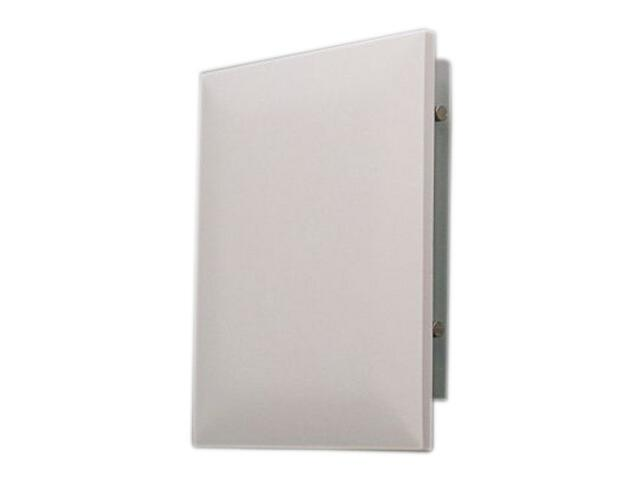 Kinkiet OBRAZ GŁADKI 370x370 3180 biały Cleoni