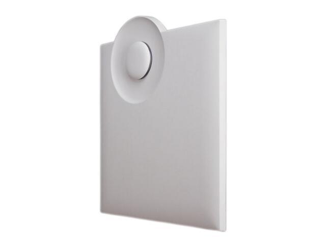 Kinkiet OBRAZ OKO niesymetryczne średnie LD biały 3191 Cleoni