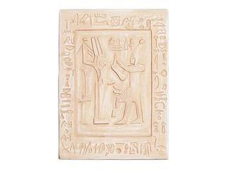 Kinkiet OBRAZ EGIPT P5 biały 3350 Cleoni