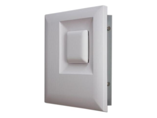 Kinkiet OBRAZ KWADRAT niesymetryczny średni LD biały 3713 Cleoni