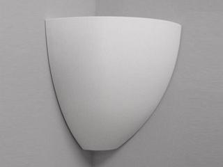Kinkiet KLEPSYDRA narożnik biały 6990 Cleoni
