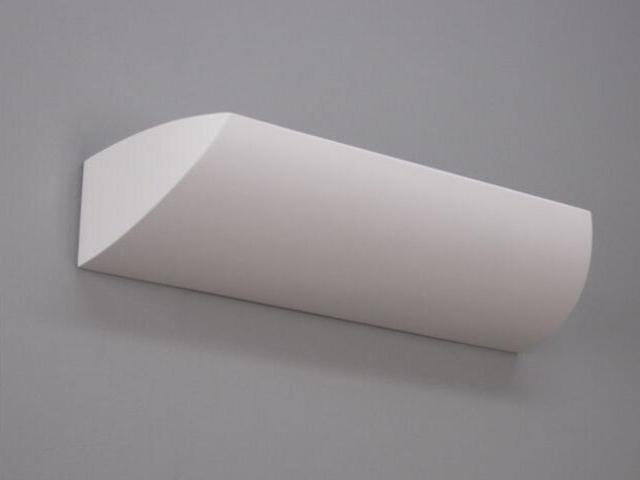 Kinkiet RYNNA 50 zaokrąglony biały 7430 Cleoni