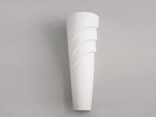 Kinkiet KOLUMNA Fala 50 biały 8100 Cleoni