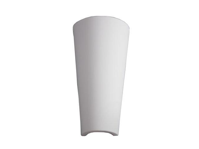 Kinkiet KOLUMNA gładka 50 biały 8110 Cleoni