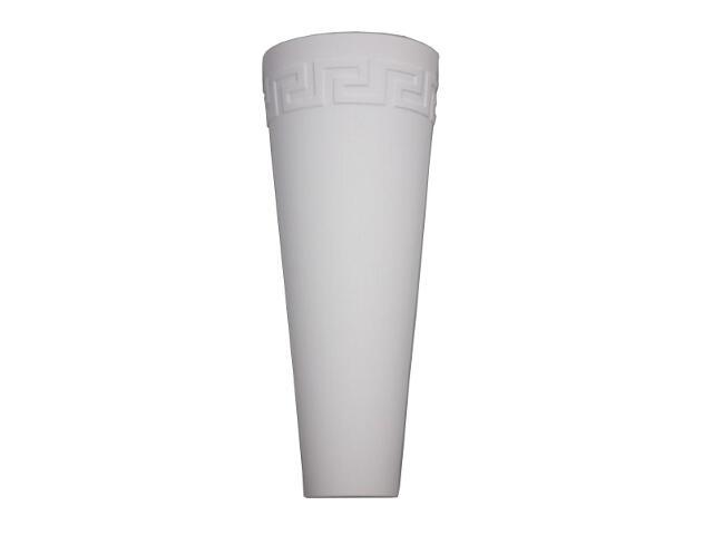 Kinkiet KOLUMNA grecka 50 biały 8120 Cleoni