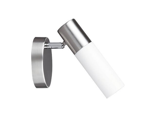 Kinkiet Fun 1xE14 9W 2910112 biały, srebrny Spot-light