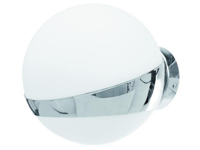Kinkiet Taurus E27 60W 998039 biały, srebrny Reality