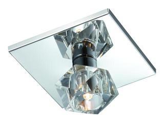 Kinkiet Ice Hexa G9 42W 40802-1 bezbarwny, srebrny Reality