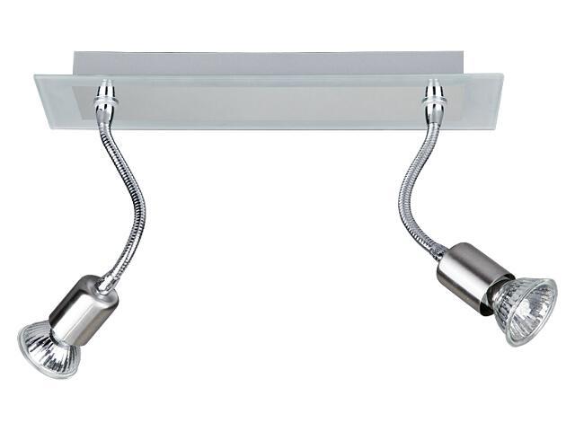 Lampa sufitowa Profil Flex 2xGU10 50W 2999022 Spot-light