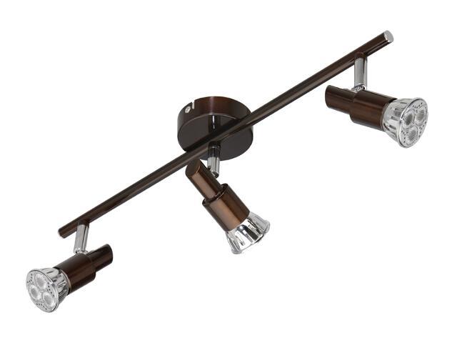 Lampa sufitowa Xena 3xGU10 3xLED 4,2W 2890031 Spot-light
