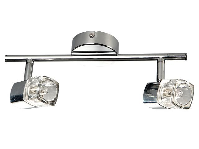 Lampa sufitowa Cristall 2xG9 40W 2042228L Spot-light