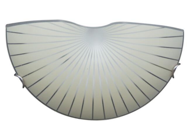 Półplafon Calipso 1xE27 60W K-2733 Kaja