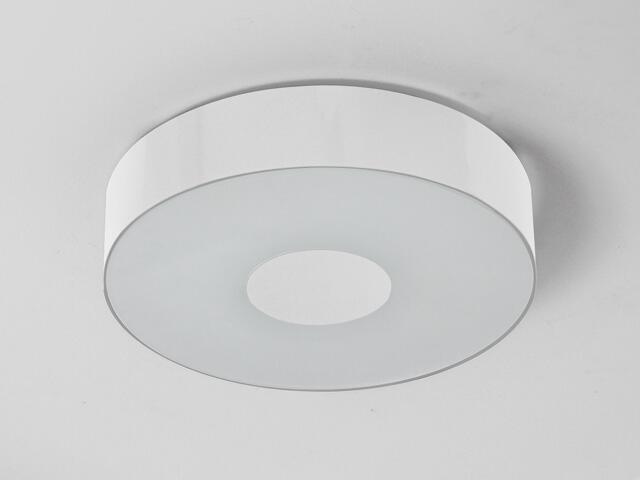 Plafon CARINA 50 biały 1158P2113 Cleoni