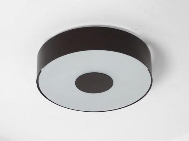 Plafon CARINA 50 czarny mat brokat 1158P2105 Cleoni