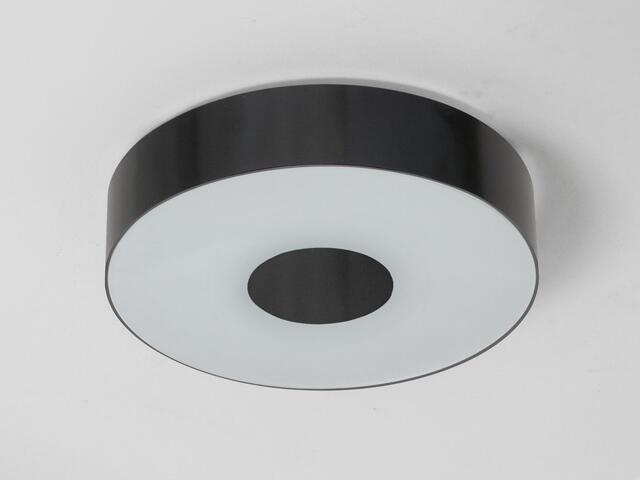 Plafon CARINA 50 czarny połysk 1158P2119 Cleoni