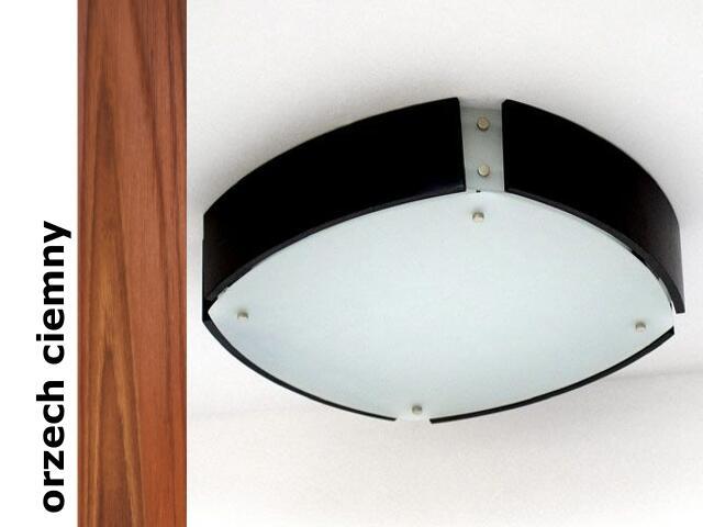 Plafon ATLANTIC IV średni orzech ciemny 1208PS4209 Cleoni