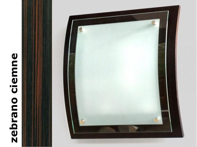 Plafon GRAAL zebrano ciemne 1209K1206 Cleoni