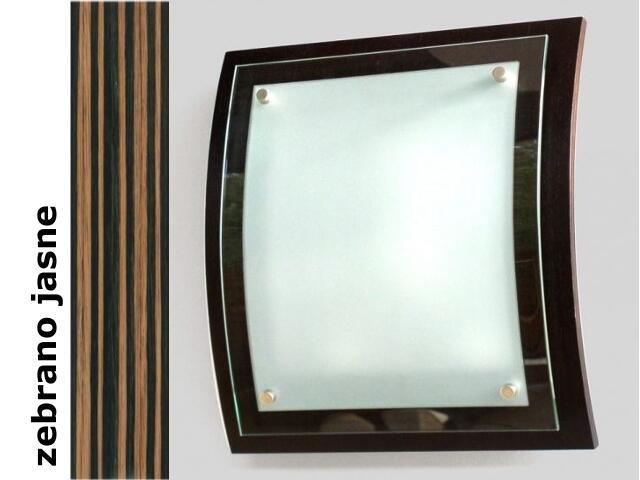 Plafon GRAAL zebrano jasne 1209K1207 Cleoni