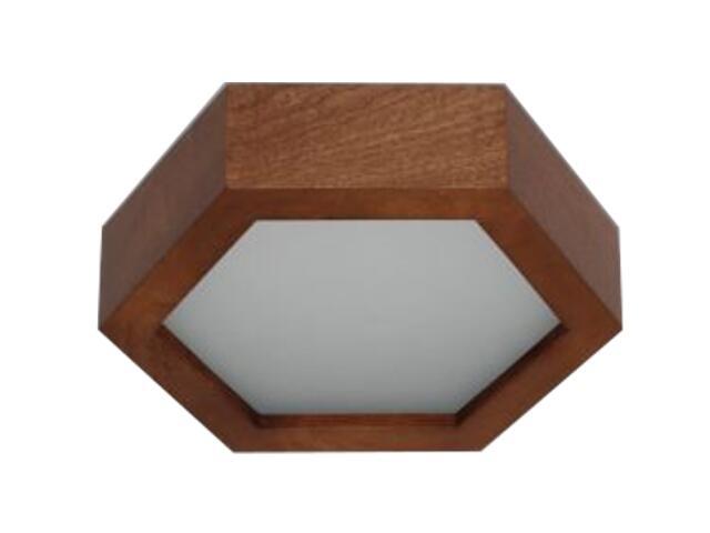 Plafon PINO 38 orzech ciemny 8701A2209 Cleoni