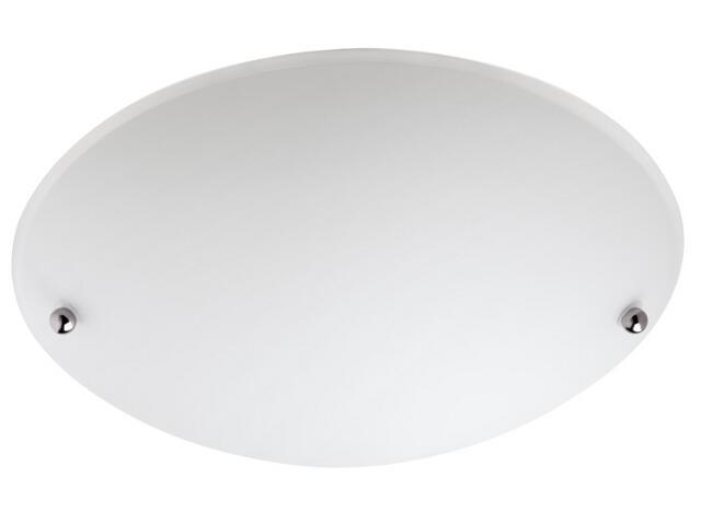 Plafon 60W E27 250mm metal szkło Paulmann