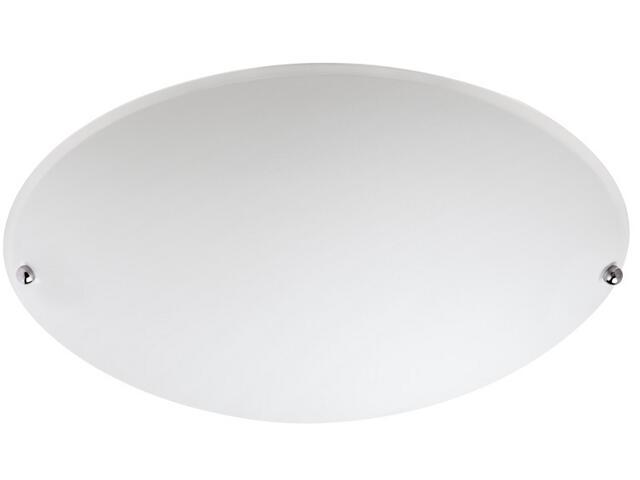 Plafon 2x60W E27 300mm metal szkło Paulmann