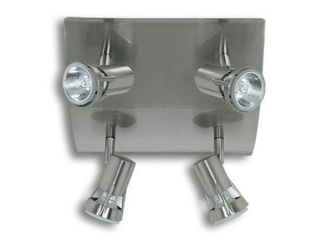 Lampa sufitowa Teja 4x50W nikiel Paulmann