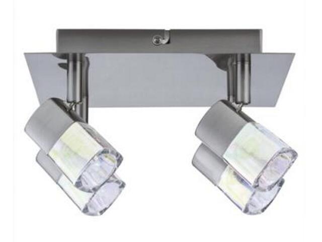 Lampa sufitowa Hoya 4x40W G9 nikiel Paulmann