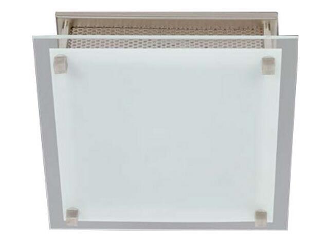Plafon Conero kwadratowy mały 1x40W Paulmann