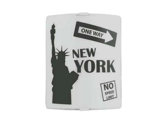Plafon New York 1x60W E27 94079/76 Brilliant