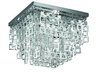 Plafon Quadrato 4xE14 40W 609900406 Reality