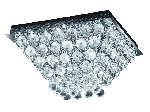 Lampa sufitowa Kairo 12xG4 20W 665911206 Reality