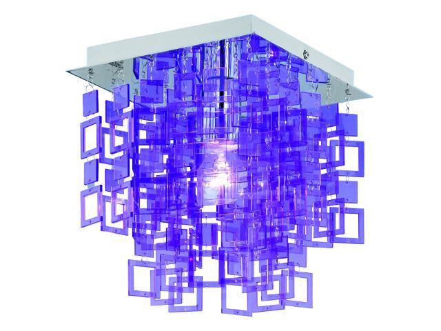 Plafon Quadrato E27 60W R61441192 Reality