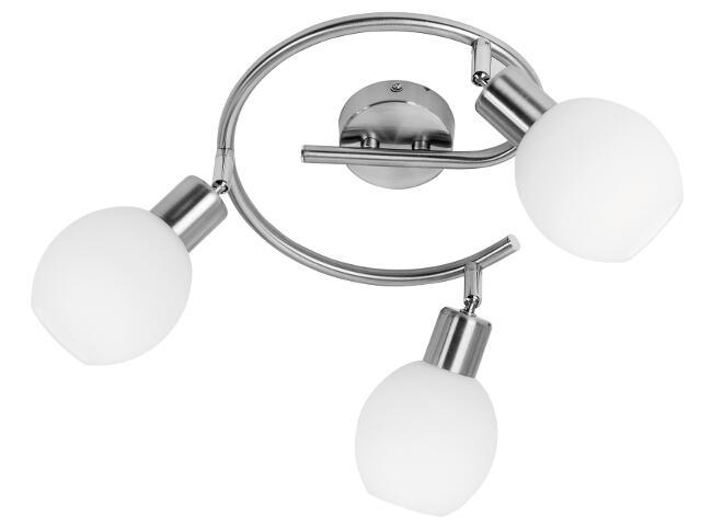 Lampa sufitowa Valdes 3xE14 11W 82169301 Reality