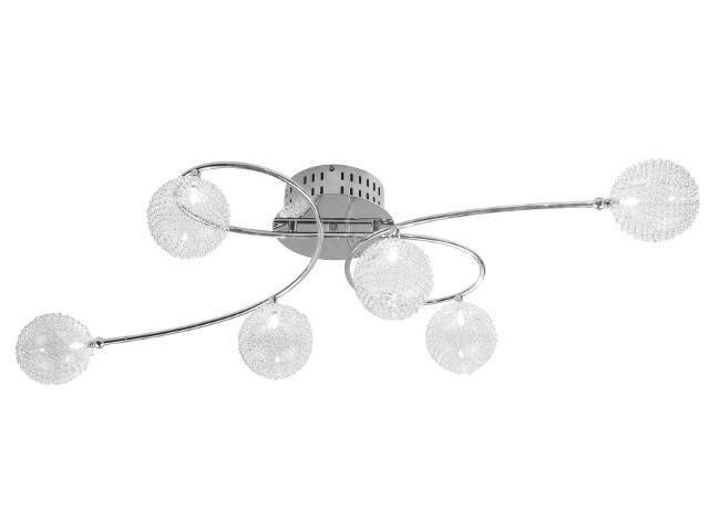 Lampa sufitowa Spider 6xG4 20W 63360606 Reality