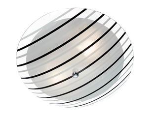Plafon Stripes 2xE27 60W 63550207 Reality