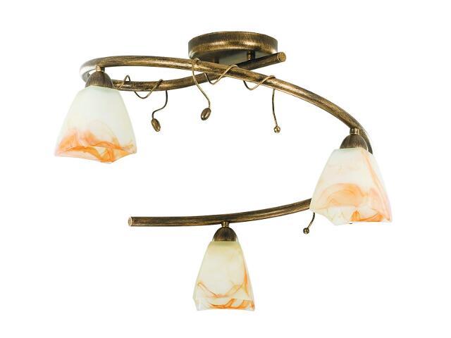 Lampa sufitowa STYL 3xE14 40W 3401 Alfa