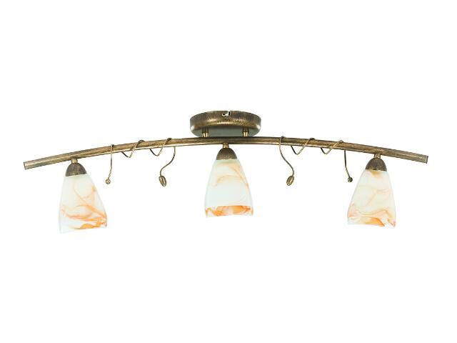 Lampa sufitowa STYL 3xE14 40W 3402 Alfa