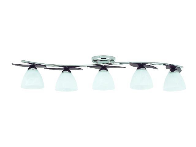 Lampa sufitowa ARCHIMEDES VENGE 5xE27 60W 11955 Alfa