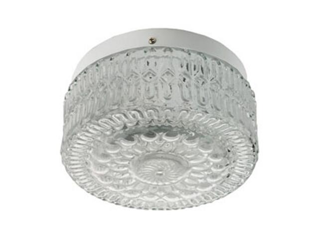 Lampa sufitowa szklana 60W E27 P888-1 ANS