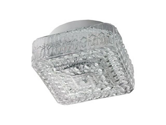Lampa sufitowa szklana 60W E27 P888-2 ANS